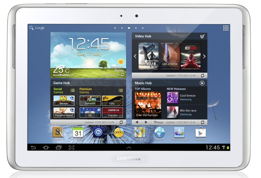 Samsung Galaxy Note 10.1 – Poctivý pracant [recenze]