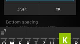 Vyzkoušejte povedenou klávesnici Kii Keyboard pro Android