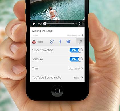 Youtube Capture – nová aplikace od Googlu jen pro iOS