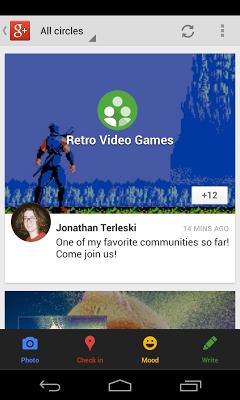 Google Plus ve víru novinek