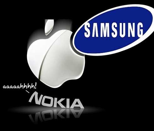 Vítězové a poražení za rok 2012 – Samsung dominuje