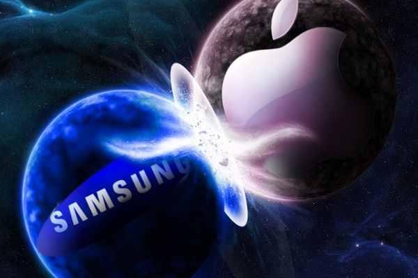 Mobily Samsungu poprvé překonaly Apple v internetovém provozu