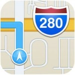 Apple si chce patentovat vrstvy v mapách?