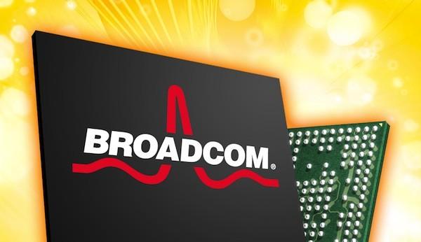 Broadcom reaguje na MediaTek a představuje dva procesory s LTE