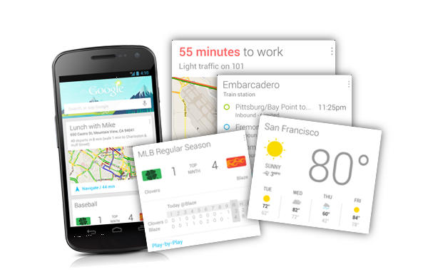 Google Now obslouží více příkazů – rozebírání APK