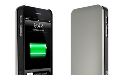 iPhone 5 s 2 500mAh baterií navíc