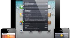 Notifikační centrum – Samsung vs. Apple