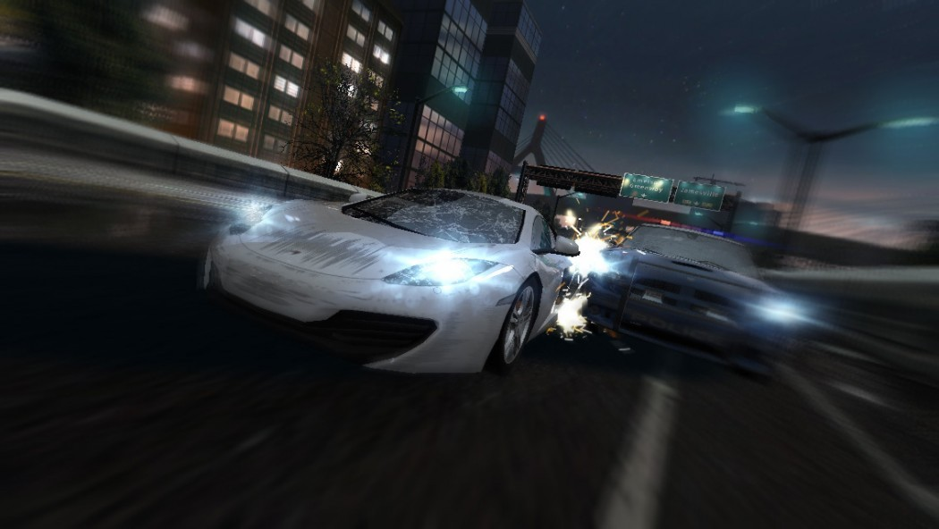 Legenda se vrací: NFS Most Wanted na iOS a Android [videorecenze]