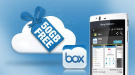 Sony prodloužila spolupráci s Box a dále bude nabízet 50 GB zdarma