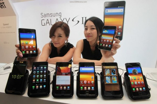 510 miliónů mobilů od jednoho výrobce pro rok 2013