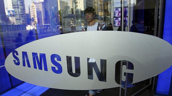 Samsung vrací úder Ericssonu