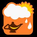 Meteor Aladin: předpověd počasí ve vašem Androidu