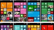 Microsoft vypouští aktualizaci 7.8 pro Windows Phone