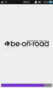 Be-on-road GPS Navigace