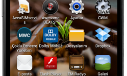ROOT: Rainbox Jelly Bean 4.1.2 ROM pro Galaxy S II