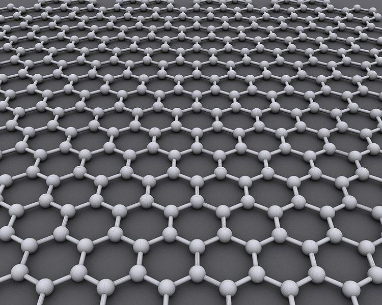 Evropská unie investuje do grafenu – materiálu budoucnosti