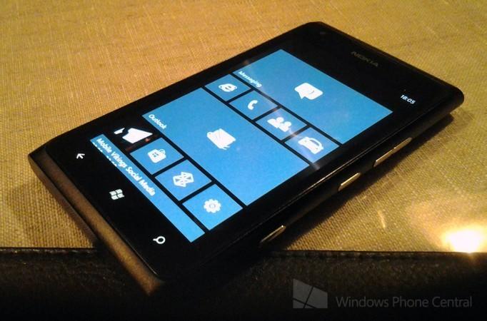Windows Phone 7.8 aktualizace možná již 31. ledna