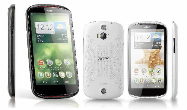 Acer představil nový Liquid E1