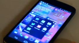 Launcher Chameleon pro mobily – ukázka na SG Note 2 a Nexus 4 [video]