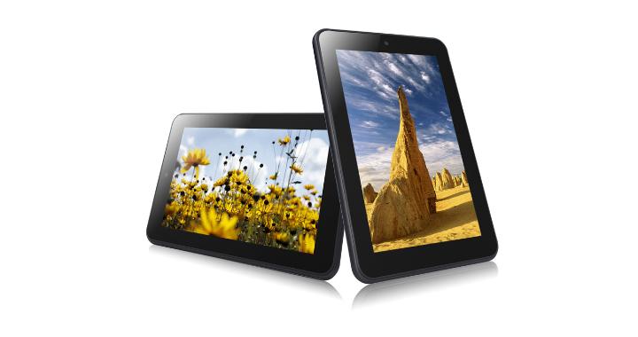 E FUN představil nové tablety s podporou Google Play