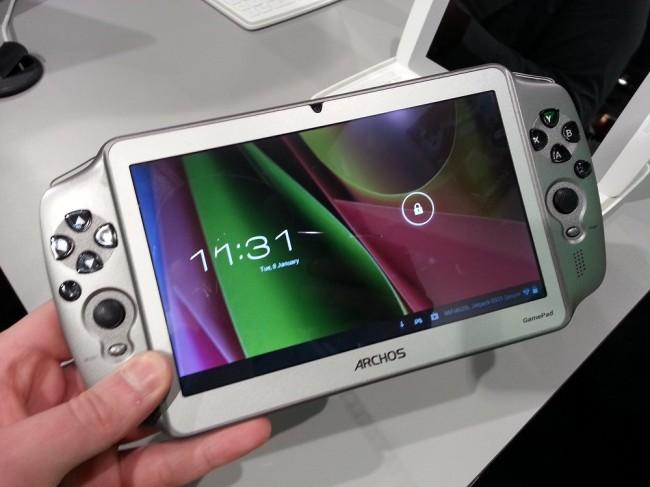 Archos GamePad k vidění na CES 2013