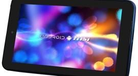 MSI uvádí levný tablet Enjoy 71