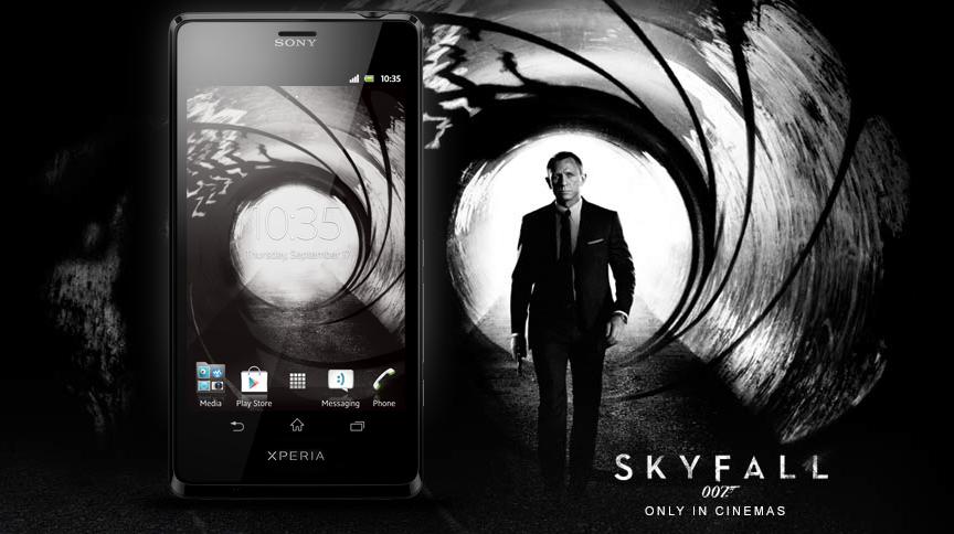 Sony Xperia T: recenze telefonu Jamese Bonda