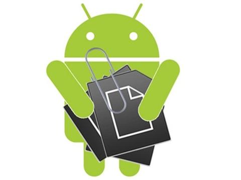 Správci souborů pro váš Android