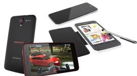 Alcatel představil svá želízka v ohni mezi smartphony