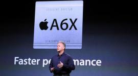 Procesory Apple A6X – zkušební výroba mimo Samsung?