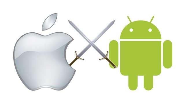 Popularita iPhonu v Asii klesá, předbíhá ho Android