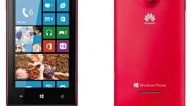Ascend W1 – první WP8 mobil od Huawei