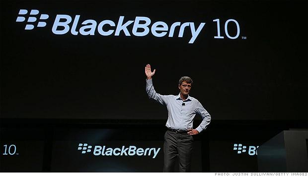 15 000 nových aplikací pro BlackBerry 10 za 37 hodin