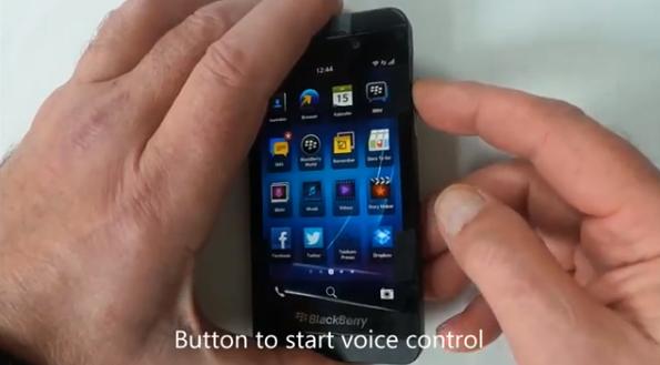 BlackBerry Z10 – hlasové ovládání, webový prohlížeč a prediktivní psaní [video]