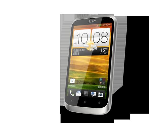 HTC představil levný 4palcový Desire U