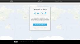 Najděte vaší ztracenou Xperii pomocí služby My Xperia