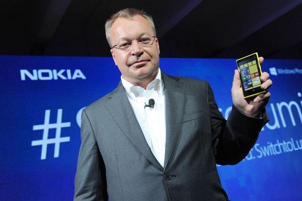 Stephen Elop odchází z Microsoftu