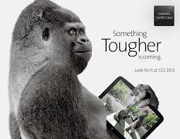 CES 2013: Corning představí nový Gorilla Glass 3