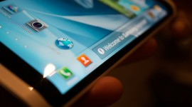 Samsung plánuje flexibilní displeje do tabletů