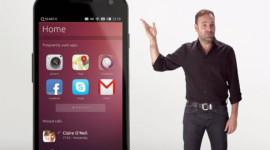 Ubuntu Touch otočilo o 180 stupňů