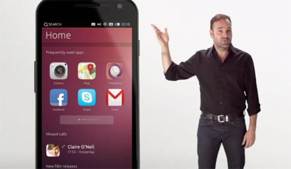 První smartphony s Ubuntu OS již v říjnu