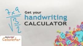 Recenze MyScript Calculator: Unikátní kalkulačka