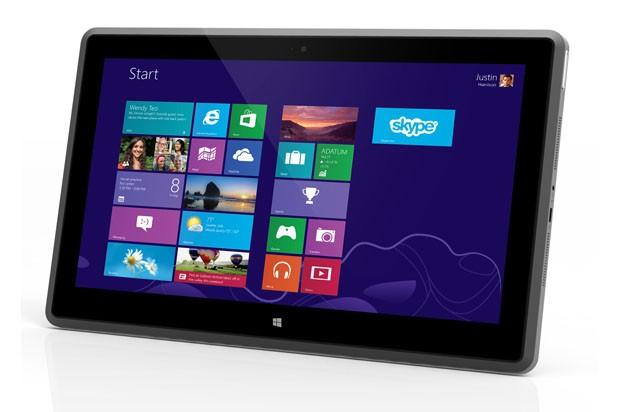 Vizio Tablet PC s Windows 8, Full HD a AMD