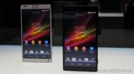 Sony Xperia Z a ZL oficiálně představeny [fotky, videa]