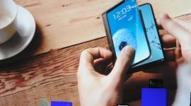 Samsung si podal patentovou přihlášku na zařízení s flexibilním displejem