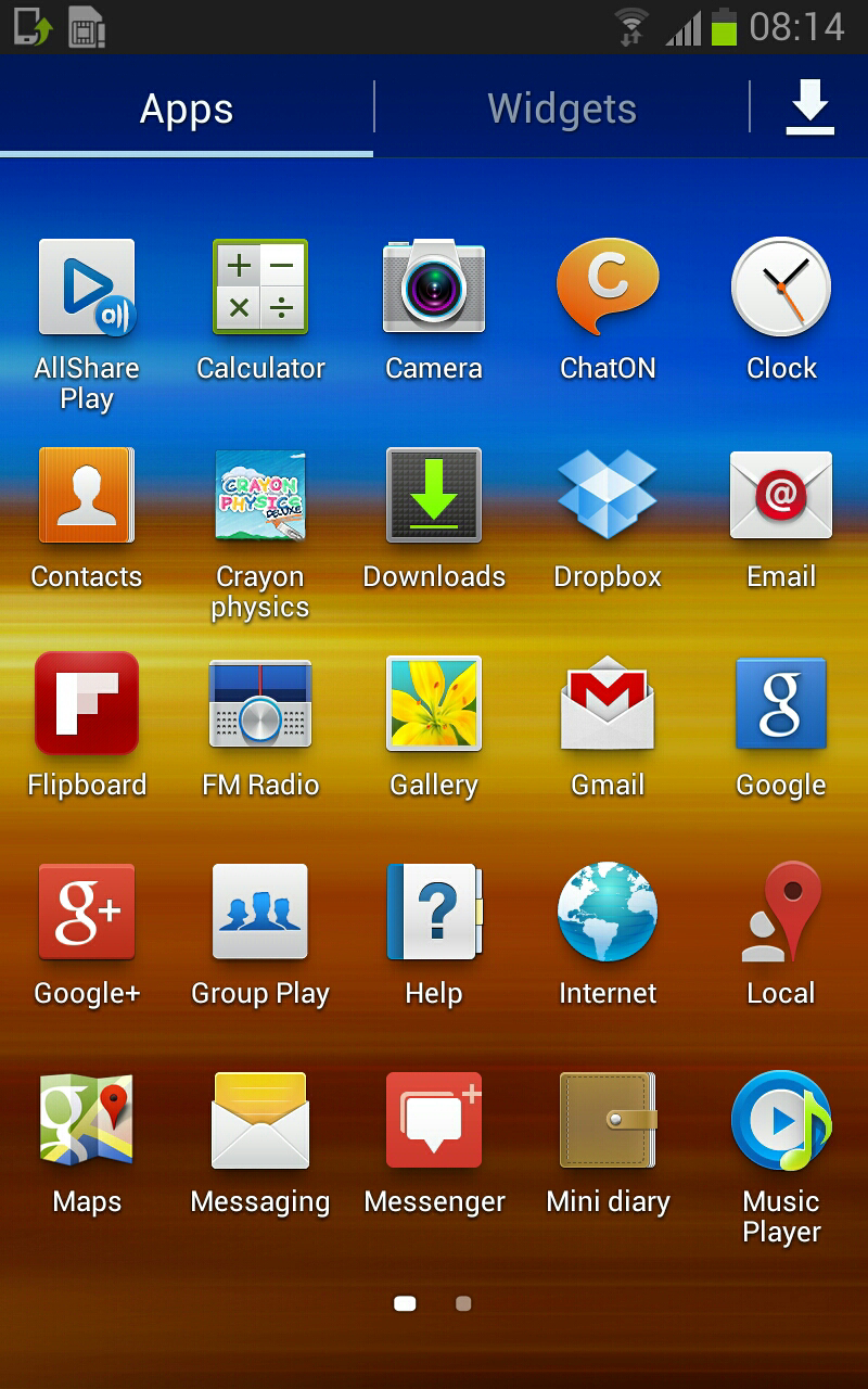 how to play java games on android jelly bean
