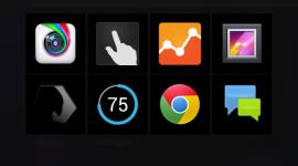 Quickly – Rychlé spuštění aplikací z notifikační lišty