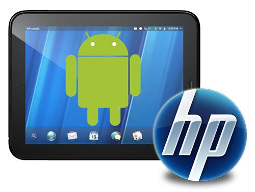 HP – návrat do mobilního trhu? Zřejmě to zkusí s tabletem