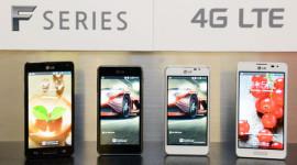 LG představilo modely F5 a F7