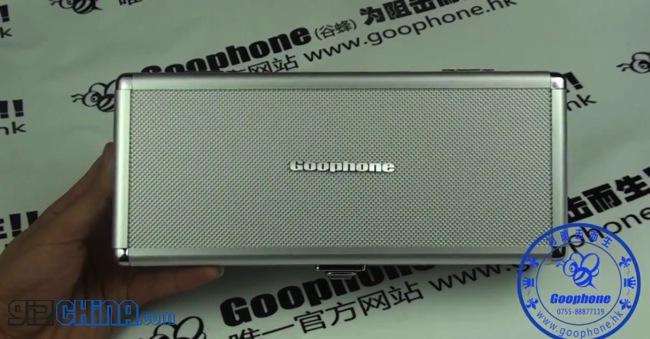 GooPhone N2 Lite: Čínský klon Galaxy Note II